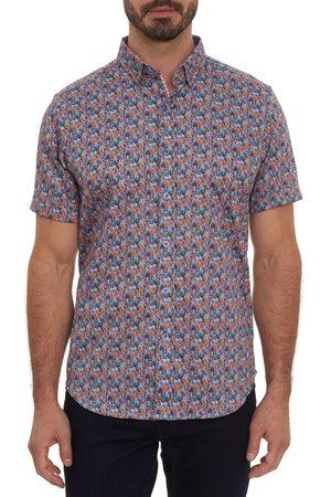 Robert Graham Men Short sleeves - Buddy Short Sleeve Shirt