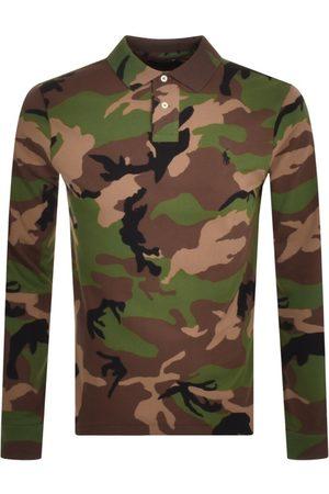 Ralph Lauren Long Sleeve Polo T Shirt