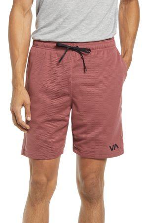 RVCA Men's Men's Va Mesh Sport Shorts