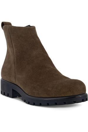 Ecco Women Ankle Boots - Women's Modtray Water Resistant Ankle Boot