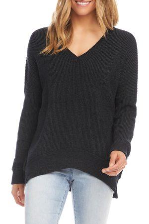 Karen Kane Women's V-Neck Sweater