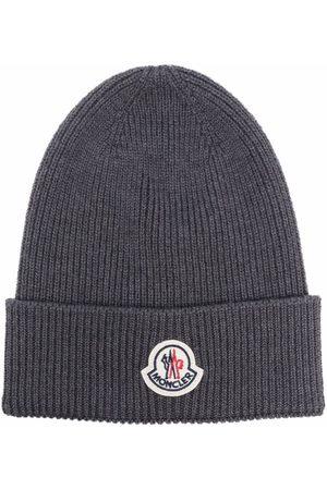 Moncler Hats black