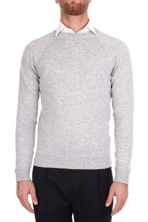 Mcgeorge Choker Men Grey Cashmere