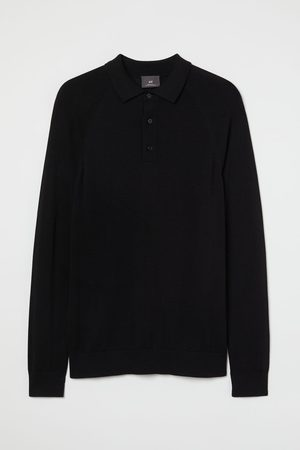 H&M Men Polo Shirts - Muscle Fit Polo shirt