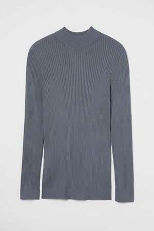 H&M Men Turtlenecks - Muscle Fit Sweater