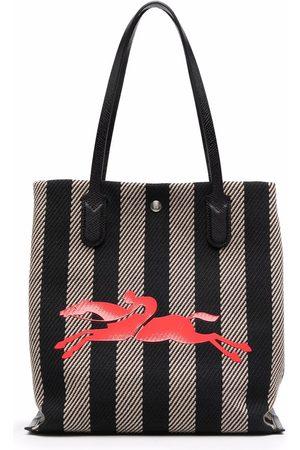 Longchamp Essential Stripes shoulder bag