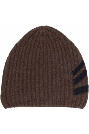 Zadig & Voltaire Men Beanies - Luka ribbed cashmere beanie