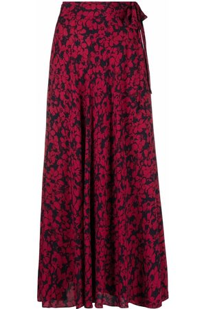 Zadig & Voltaire Women Printed Skirts - Floral-print skirt