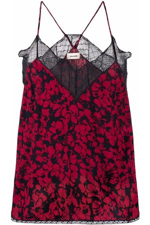 Zadig & Voltaire Christy floral-print camisole