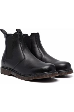 Diesel Elasticated side-panel boots
