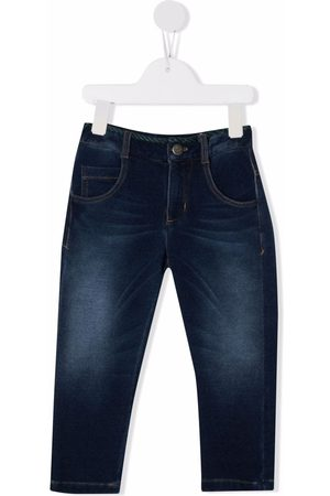 Lapin House Girls Straight - Mid-rise straight-leg jeans