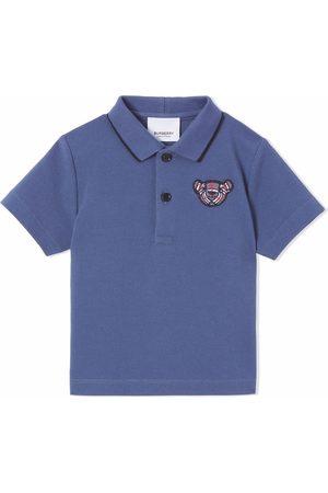Burberry Thomas Bear polo shirt