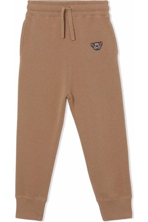 Burberry Thomas Bear track pants