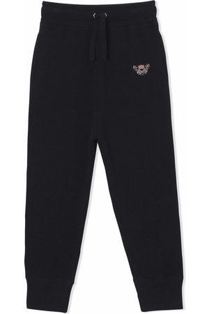 Burberry Thomas Bear motif track pants