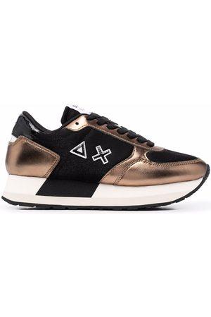 sun68 Low-top logo sneakers