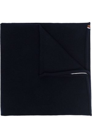 EXTREME CASHMERE Women Scarves - Contrasting-stitch detail scarf