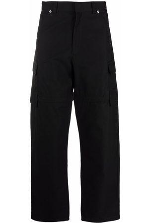 Jacquemus Men Cargo Pants - Straight leg cargo trousers