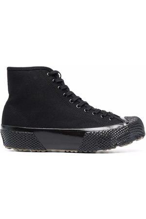 Superga High-top flatform sneakers