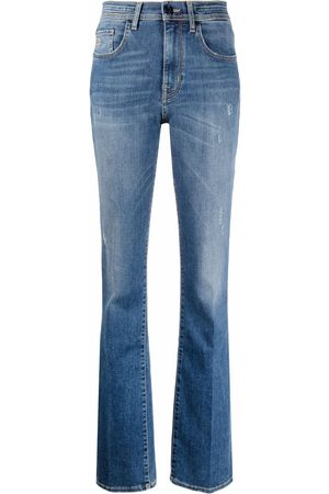 Jacob Cohen High-rise flared jeans