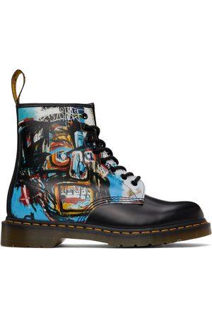 Dr. Martens Men Jeans - Jean-Michel Basquiat Edition 1460 Boots