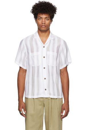 King & Tuckfield Pocket Bowling Shirt
