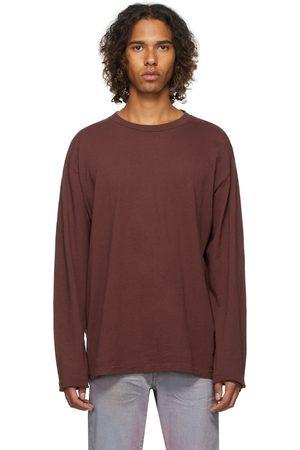 JOHN ELLIOTT Men Long Sleeve - Long Sleeve University T-Shirt