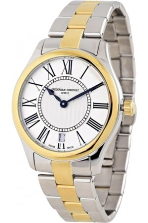 Frederique Constant Yellow gold watch