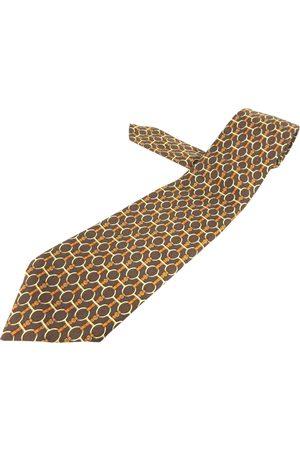 Hermès Silk tie