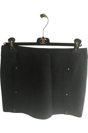 Philosophy di Alberta Ferretti Wool mini skirt
