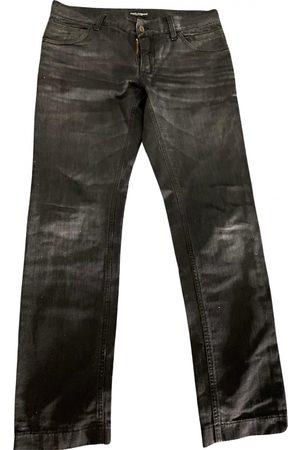 Dolce & Gabbana Men Straight - Straight jeans