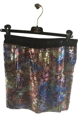 Lida Baday Glitter mini skirt
