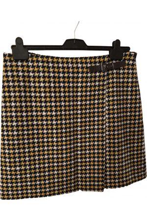 Boden Wool mini skirt