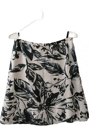 Marc Aurel Women Mini Skirts - Silk mini skirt