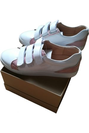 Minelli Leather trainers