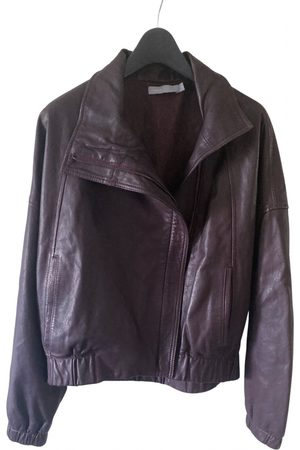 Vince Women Leather Jackets - Leather jacket