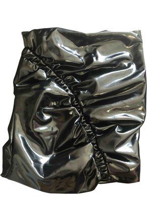 Bec & Bridge Patent leather mini skirt
