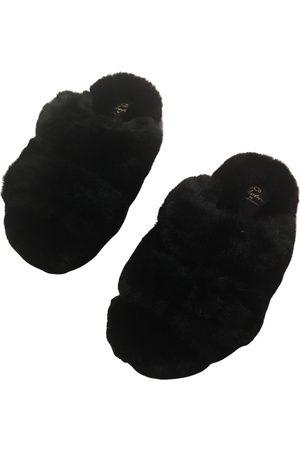 SUECOMMA BONNIE Women Mules - Faux fur mules & clogs