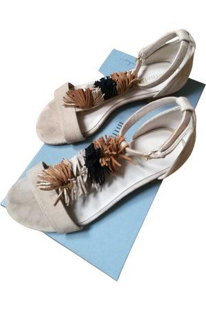 Minelli Women Sandals - Leather sandals