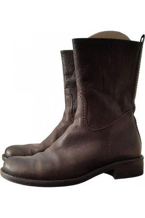 Maliparmi Leather boots