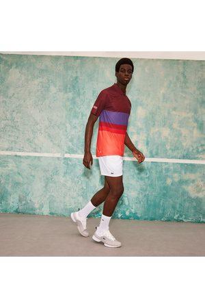 Lacoste Men Sports Shorts - Men's SPORT x Novak Djokovic Lightweight Stretch Shorts - L - 5