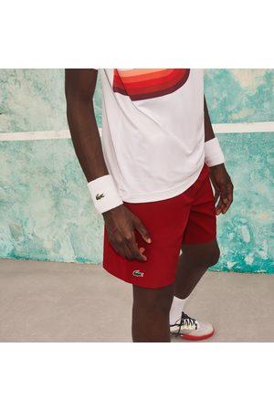 Lacoste Men's SPORT x Novak Djokovic Lightweight Stretch Shorts - L - 5