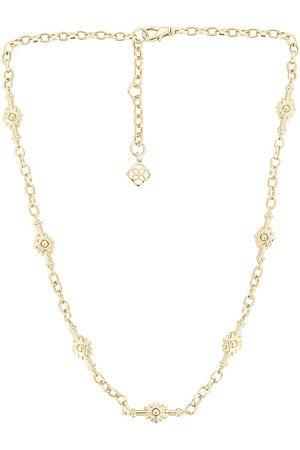 Kendra Scott Shiva Strand Necklace in Metallic .