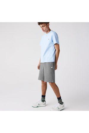 Lacoste Men's Cotton Blend Bermuda Shorts - M - 4