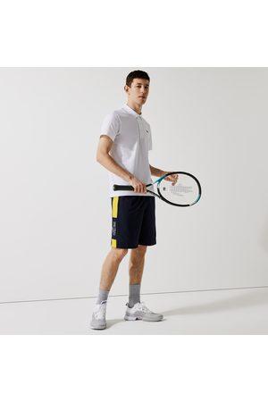 Lacoste Men Sports Shorts - Men's SPORT Light Colorblock Shorts - XXL - 7