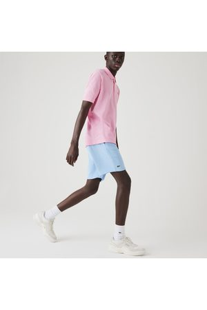 Lacoste Men's SPORT Tennis Fleece Shorts - M - 4