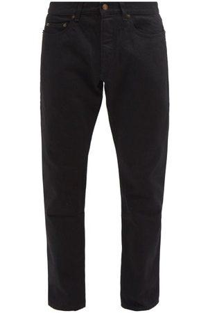 Saint Laurent Men Slim - Etienne Slim-leg Denim Jeans - Mens