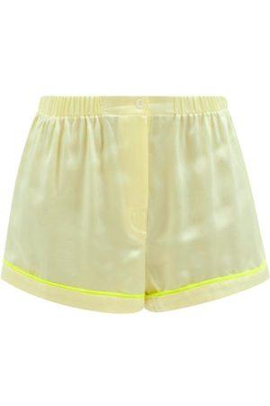 Araks Women Pajamas - Tia Silk-charmeuse Pyjama Shorts - Womens