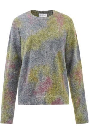 JOHN ELLIOTT Men Sweaters - Tie-dye Mohair-blend Sweater - Mens