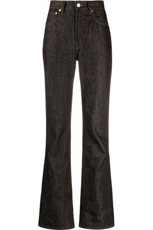 Jacquemus Nîmes high-waisted jeans