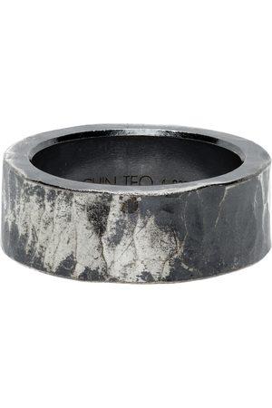 Chin Teo Men Rings - Stonewall Ring